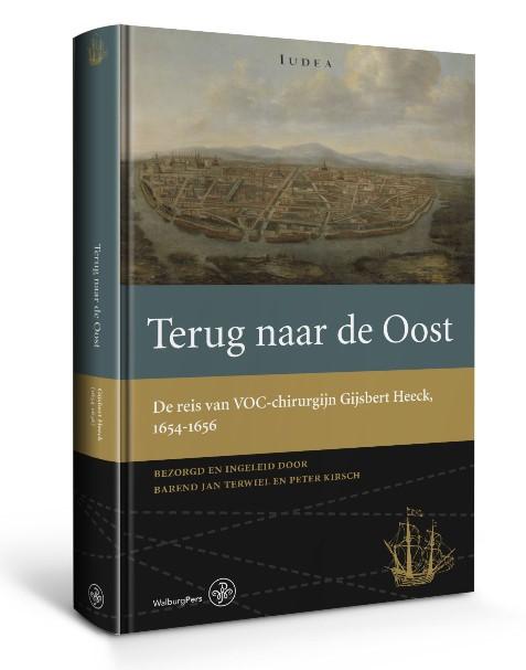 De reis van VOC-chirurgijn Gijsbert Heeck, 1654-1656